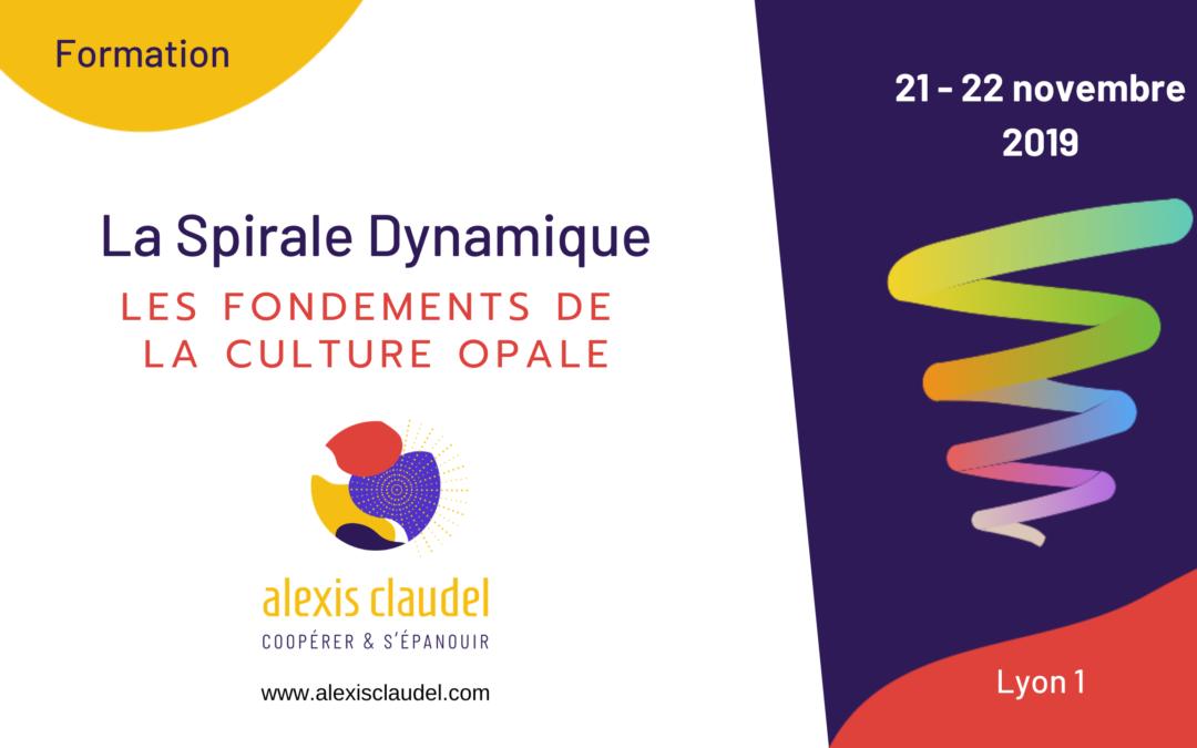 Formation : La Spirale Dynamique, fondement de la culture Opale